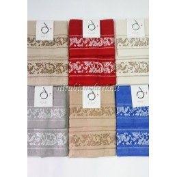 Set 1+1 asciugamano +...