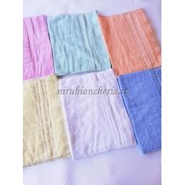 Set asciugamani 12 solo...