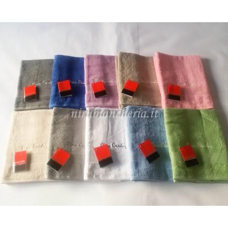 Asciugamano Pierre Cardin 1+1. A115
