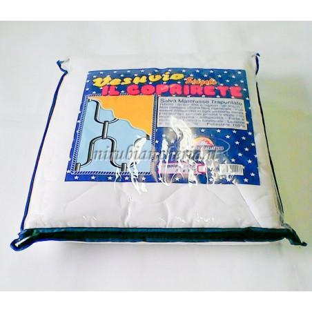 Copri rete Vesuvio letto singolo con quantità 2 pezzi a confezione. N260