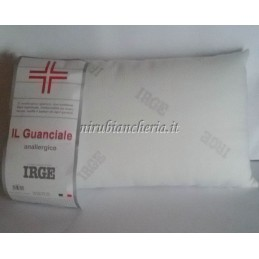 Cuscini Irge.Cuscino Guanciale Anallergico Irge N44