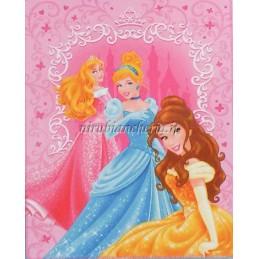 Plaid in pile Principesse...