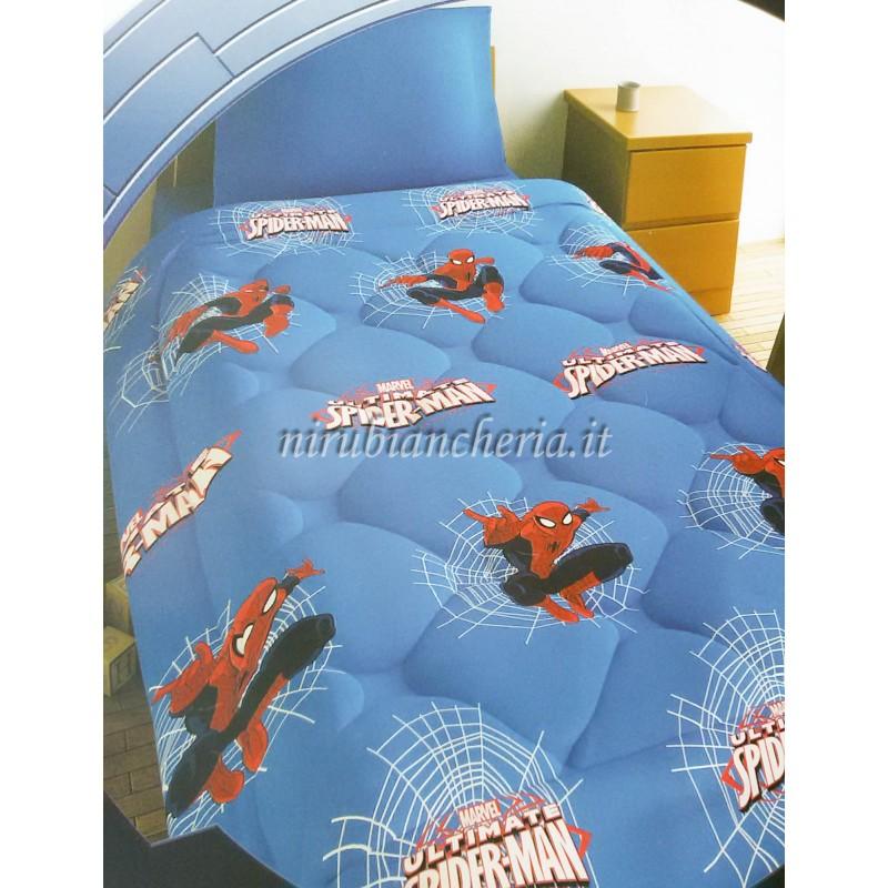 Trapunta Singola Di Violetta.Trapunta Singola Spiderman A314