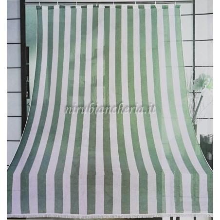 Tenda zanzariera moschiera confezionata 140x250 cm. Art. Living. B444-