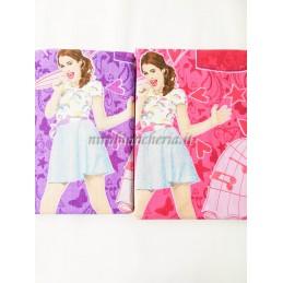Copriletto Disney Violetta....