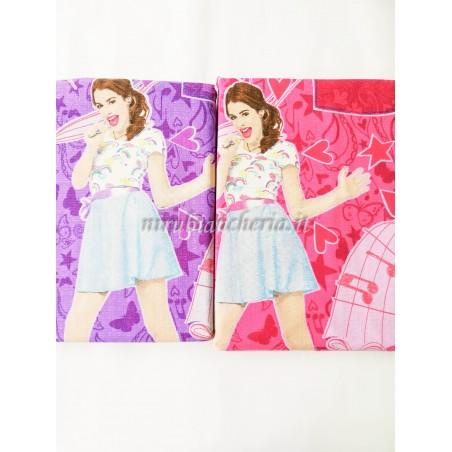Copriletto Disney Violetta. N98