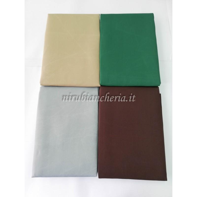 Tende Con Anelli.Tenda Da Sole Con Anelli Tinta Unita 140x300 Cm Per Esterno Art Caraibi B464