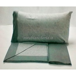 Completo lenzuola letto...