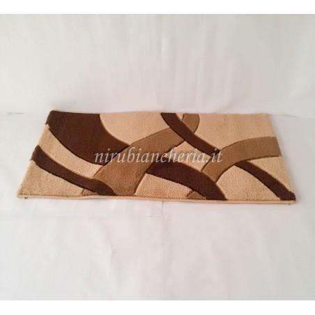 Tappeto moderno Carvino Twist 100x150 cm. A088