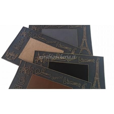 Tappeto Zerbino gommato antiscivolo rettangolare 45x74 cm. N03