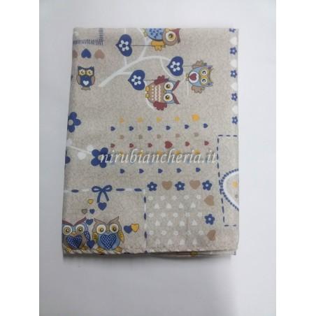 Copri tavolo Antimacchia 140x180. A164