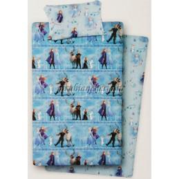 Completo lenzuola Frozen...