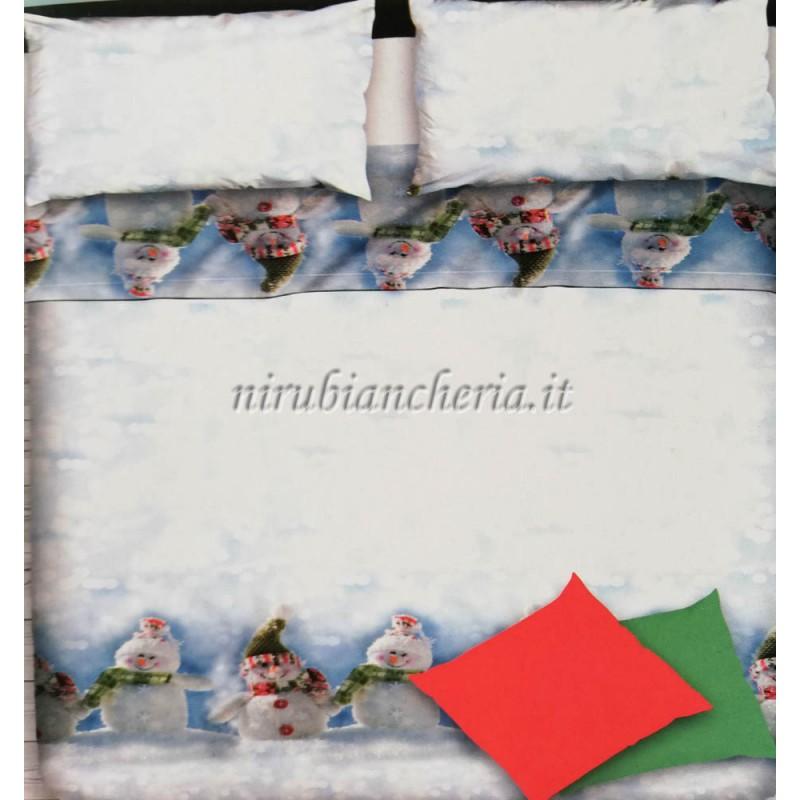 Home Garden Bedding Completo Letto Matrimoniale In Flanella Con Stampa Digitale 3d Moderno Shabby