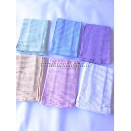Set asciugamani 6+6...