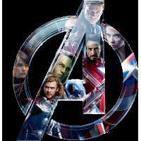 Paw Patrol e  Avenger Marvel